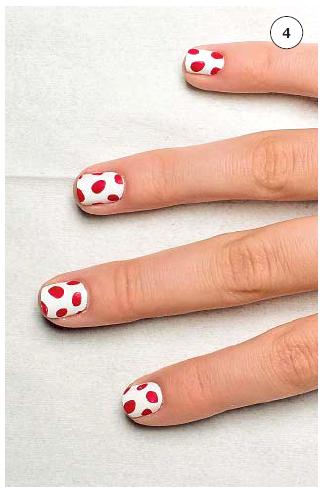 Как сделать ребенку красивые ногти