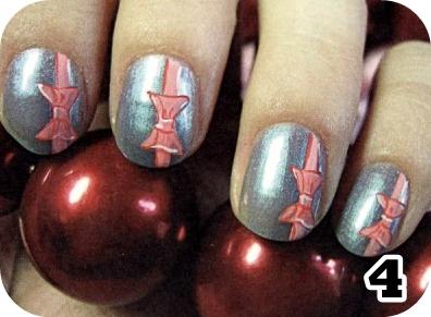 Очаровательный и праздничный дизайн для коротких ногтей представлен сегодня в фото уроке.  Рассмотрим с вами как...